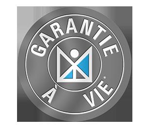Logo garantie à vie