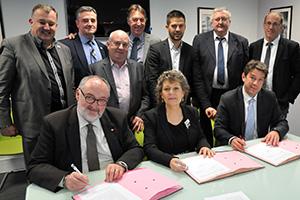 Layher, CAPEB et IRIS-ST : un partenariat de compétences pour améliorer les conditions de travail sur échafaudages