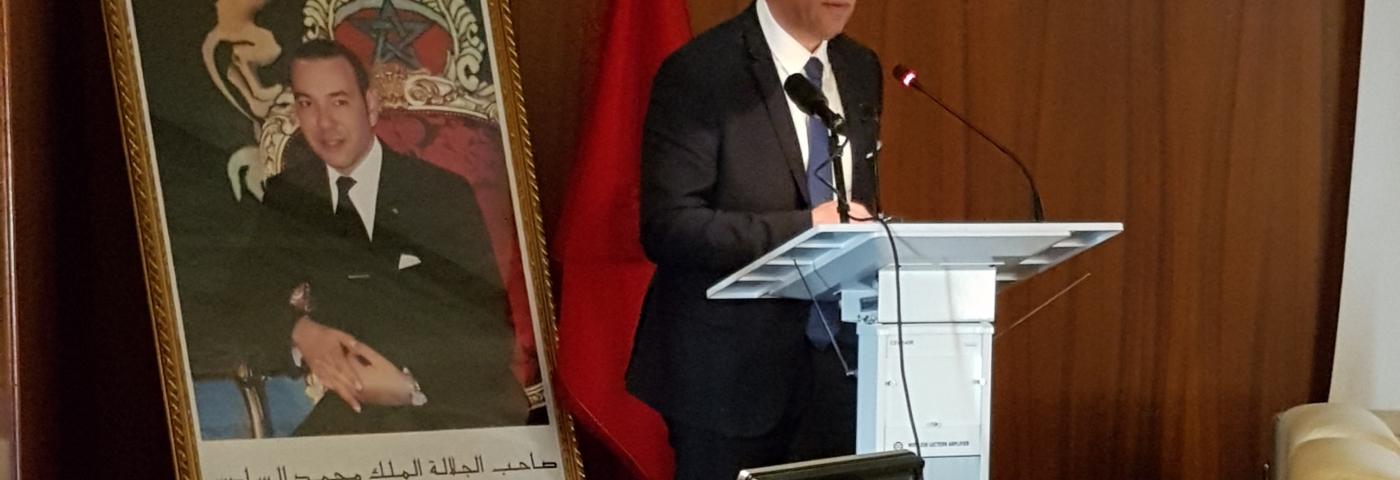 Le Ministère du travail Marocain lance, en partenariat avec Layher, la première campagne nationale pour la sécurité et la santé au travail